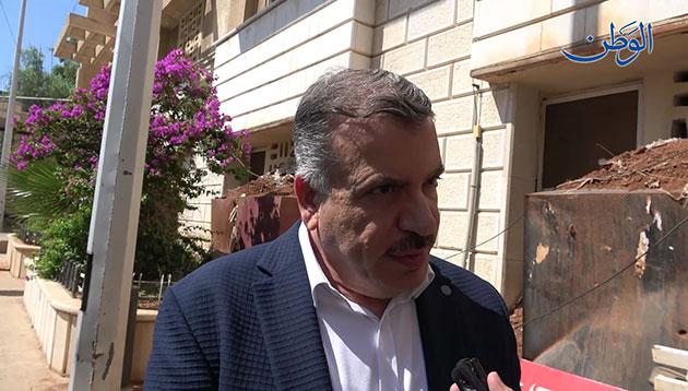 صورة وزير الكهرباء محمدزهير خربوطلي للوطن: انا كما وعدت واقع الكهرباء سيكون .. وبشرى سارة وسننصف المواطن