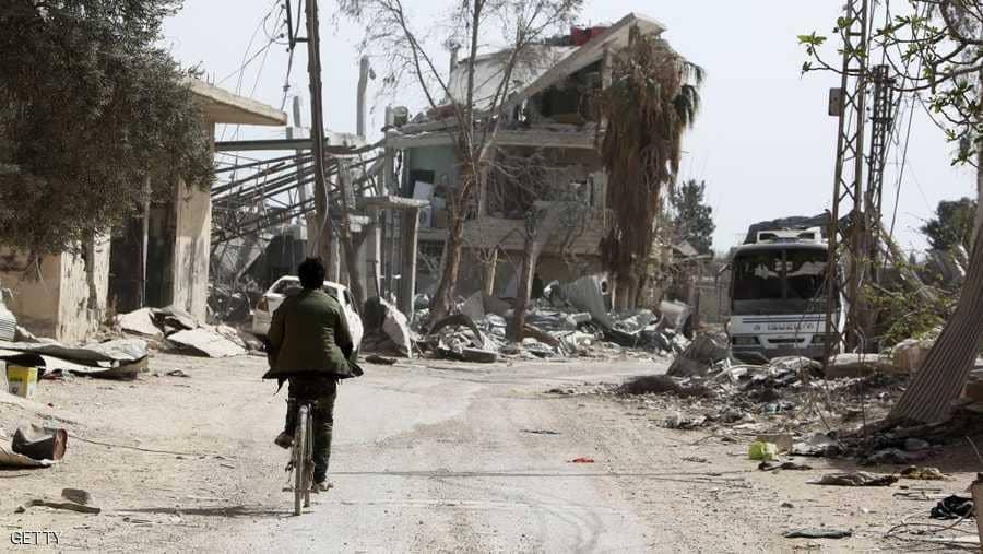 Photo of لجان للكشف الحسي وتقييم الأضرار في الغوطة الشرقية