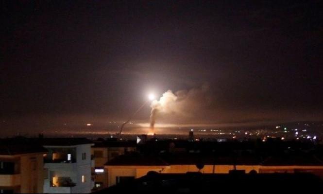 Photo of الدفاعات الجوية السورية تسقط هدفا معاديا اخترق الأجواء بريف دمشق