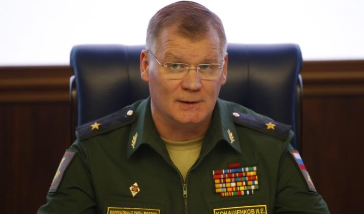 Photo of الدفاع الروسية: واشنطن وحلفاؤها يعدون لضربة جديدة على سورية