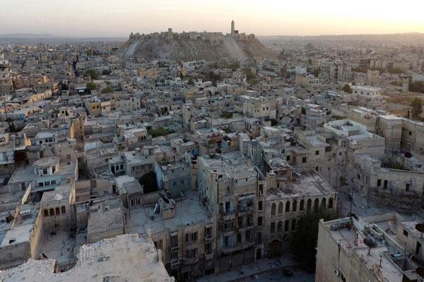 Photo of حمصي: إطلاق مشروع تطوير عقاري للسكن العشوائي في حلب قريباً