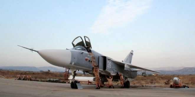 Photo of القوات الروسية تدمر طائرتين مسيرتين قبل وصولهما إلى حميميم