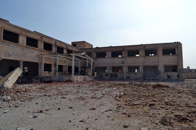 Photo of تأهيل 4 مدارس في حماة بكلفة 59 مليون ليرة