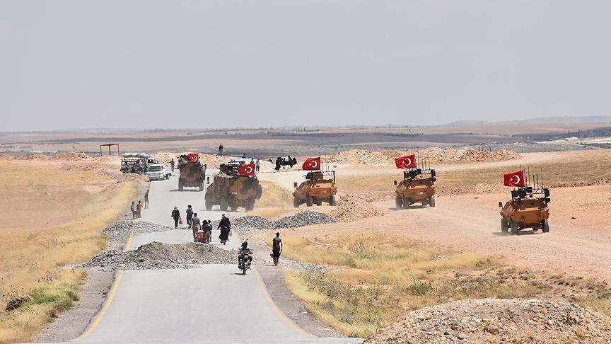 صورة العقوبات الأمريكية على تركيا تنعكس سلباً على تفاهمهما حول منبج