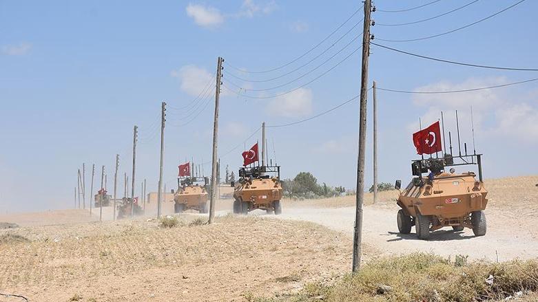 صورة تركيا تواصل دورياتها في محيط منبج