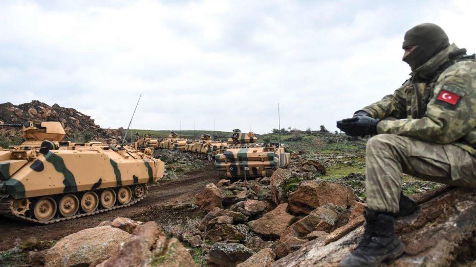 صورة الجيش التركي يصطدم مع ميليشياته في اعزاز