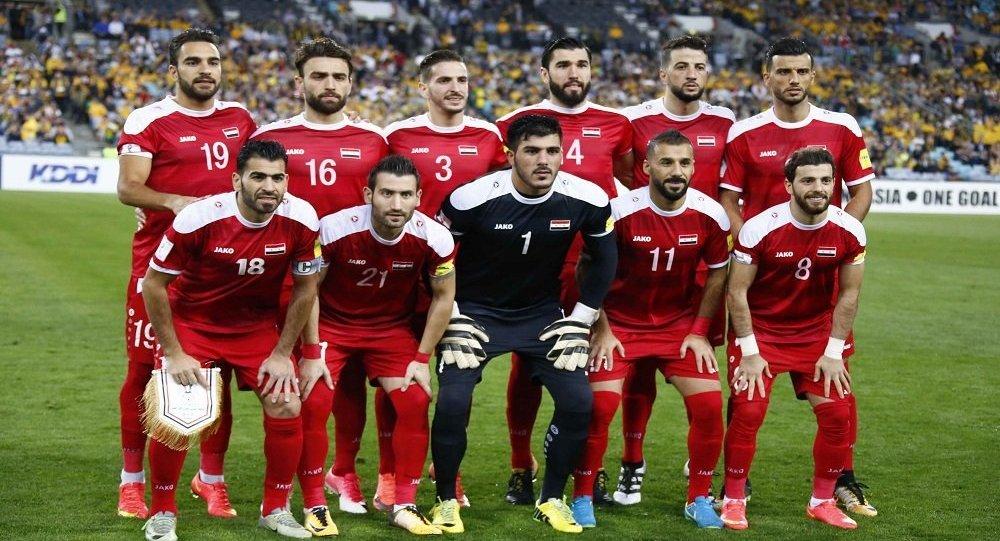 صورة المنتخب السوري يقدم أداء ضعيفا ويخسر أمام قرغيزستان في وديته الثانية