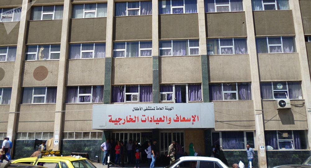 """Photo of مليونا دولار منحة من """"الصحة العالمية"""" لمستشفى الأطفال الجامعي"""