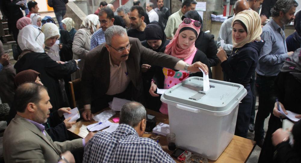 """Photo of انتخابات ريف دمشق """"الثالثة ثابتة"""".. مرشح يخسر الانتخابات بعد إعلان فوزه!"""