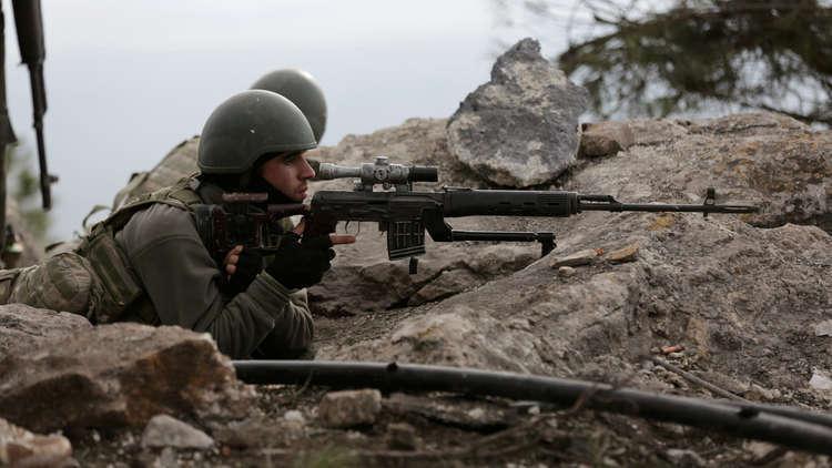 صورة «حماية الشعب»: 100 قتيل لميليشيات تركيا في عفرين خلال أسبوع