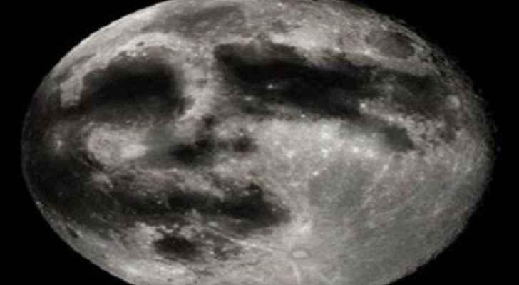 """Photo of ما سبب ظهور """"وجه الإنسان على القمر"""""""