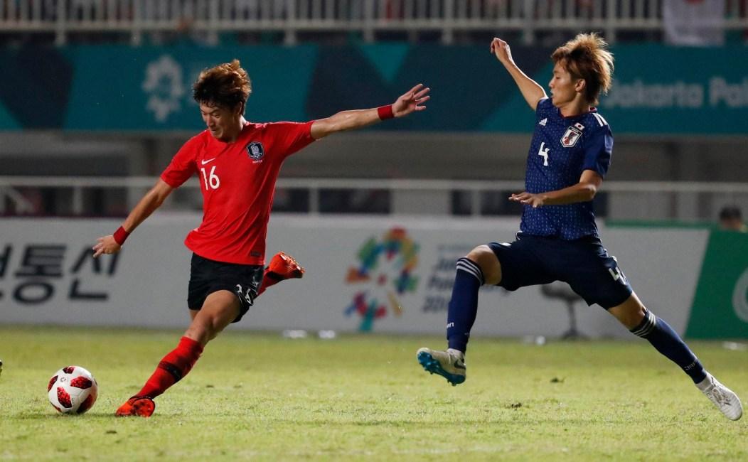 Photo of لاعبو كوريا الجنوبية يتوجون بلقب الألعاب الآسيوية ويعفون من خدمة العلم