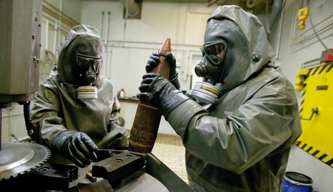 Photo of الخارجية الروسية: الإرهابيون في سورية أصبحت لديهم القدرة على إنتاج الأسلحة الكيميائية