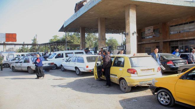Photo of 11 محطة للبطاقة الذكية واعتماد البنزين البنفسجي السبت القادم