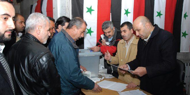 Photo of السوريون يختارون مجالسهم المحلية اليوم «بإشراف قضائي كامل»