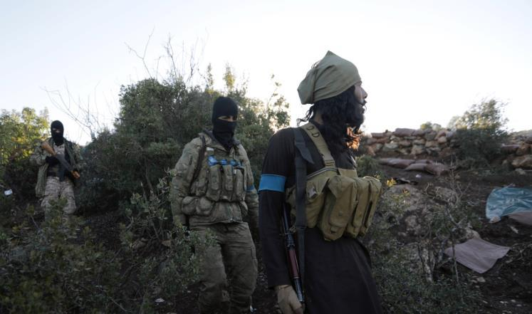 صورة الدفاع الروسية: الجماعات الإرهابية تنقل عناصرها إلى قريتي مجدليا وسان بمحافظة إدلب