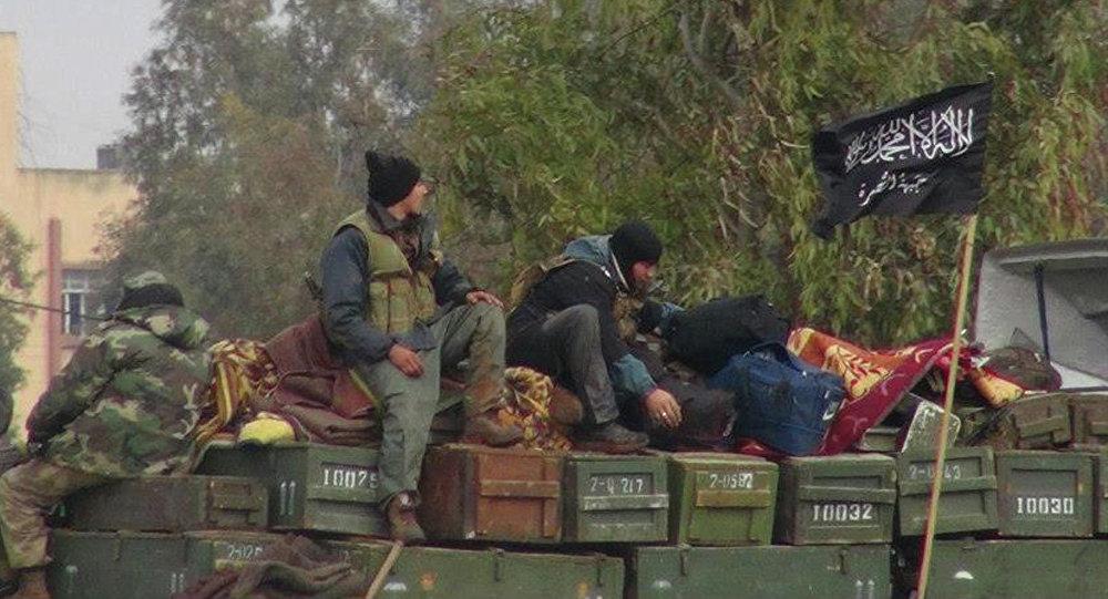 "Photo of ""النصرة"" ستنسحب من ""منزوعة السلاح"" بلا ""طنطنة"""