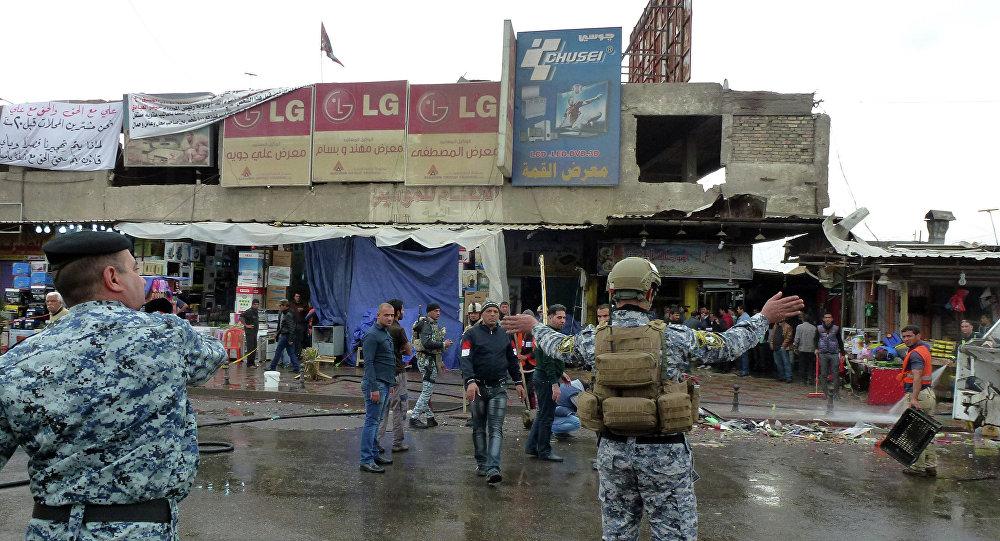 Photo of دماء العراقيين تسيل من جديد في بغداد
