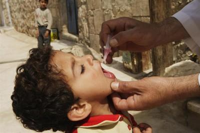 """صورة الحسكة تحارب """"شلل الأطفال"""" بحملة لقاحات واسعة"""