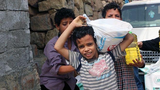 Photo of 14 مليون شخص امام مجاعة وشيكة في اليمن