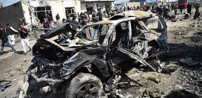 Photo of انفجار سيارة مفخخة وسط مدينة الفلوجة في العراق