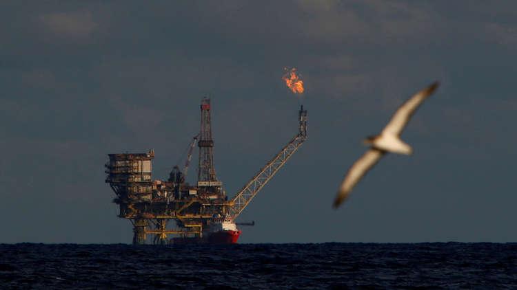 """صورة """"السورية للنفط"""": البدء بالعمل لاستكشاف النفط والغاز في البحر"""