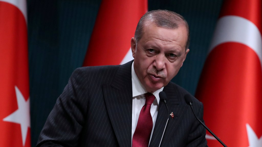 "Photo of أردوغان يحذر من المماطلة التي تهدف لـ""إنقاذ شخص ما"" في قضية خاشقجي"