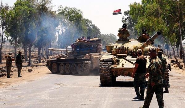 Photo of الجيش يحبط محاولة مجموعات إرهابية التسلل باتجاه نقاط عسكرية بريف حماة الشمالي