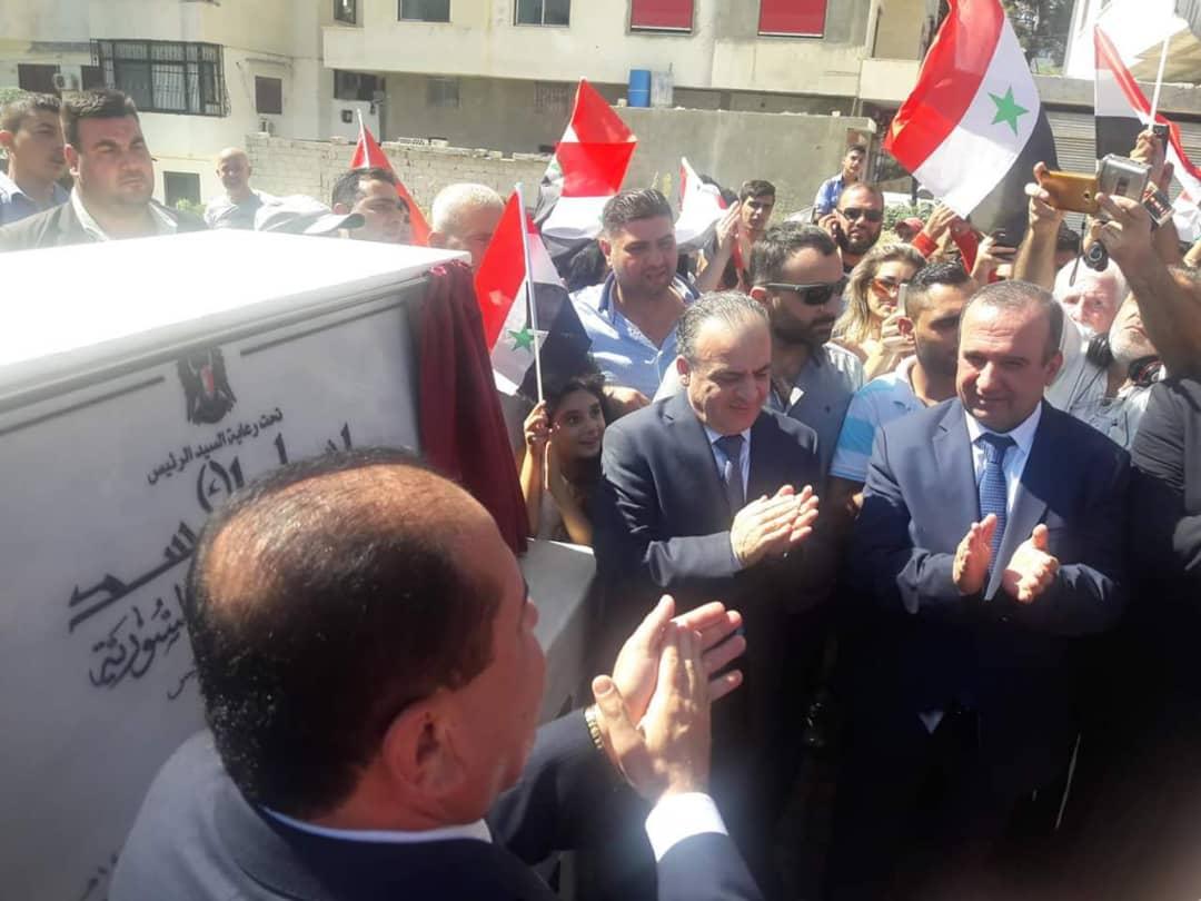 """Photo of خميس لـ""""الوطن أون لاين"""": مشاريع حكومية في اللاذقية لتعزيز تنمية المحافظة"""