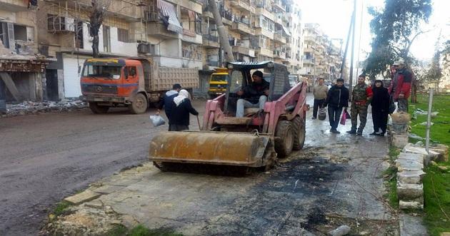 Photo of النقل تمنح حلب وريفها ٢.٦ مليار ليرة لصيانة الطرق والجسور