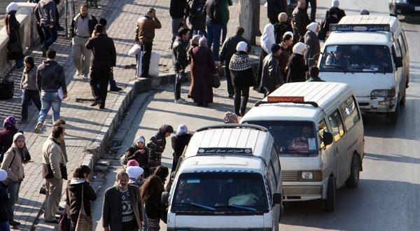 Photo of اقتراح بتعديل تعرفة بعض خطوط السرافيس في ريف دمشق
