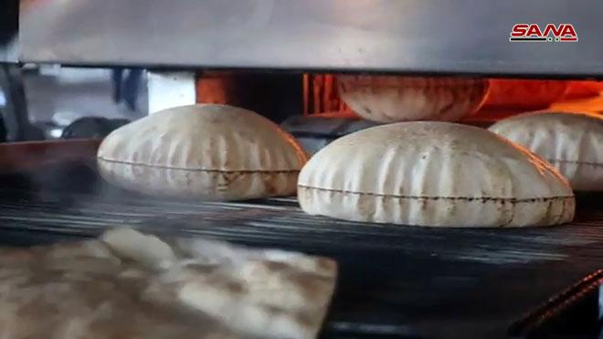 Photo of جهاز لتحلية وتقطير المياه في مخبز تدمر الآلي