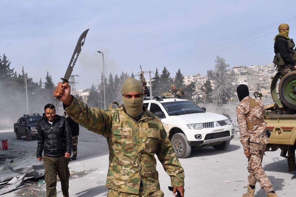"""Photo of الفلتان الأمني مستمر في عفرين رغم حملة ميليشيات تركيا """"الأمنية"""""""