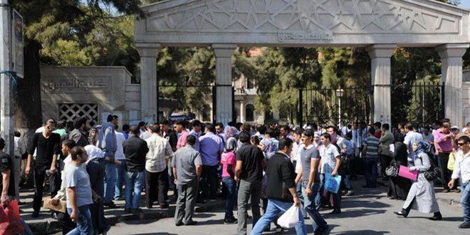 Photo of خوري: نتوقع تسجيل 12 ألف متقدم إلى الدراسات العليا في دمشق