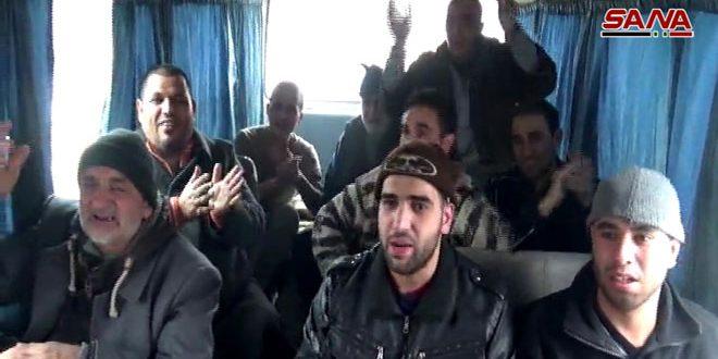 Photo of تحرير 10 مختطفين لدى الجماعات الإرهابية بريف حلب