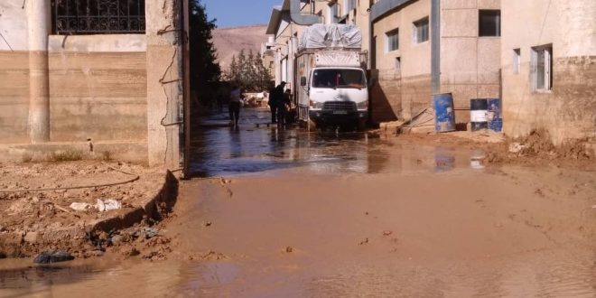 Photo of قروض ميسرة للصناعيين الذين تضررت مصانعهم في عدرا