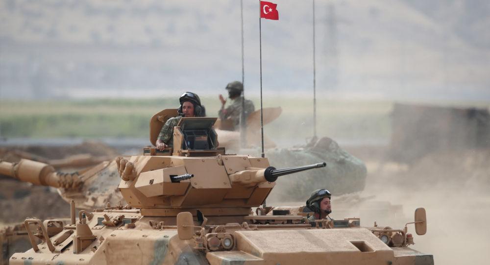 """صورة أنقرة: سنواصل محاربة """"الإرهابيين"""" في شمال سورية والعراق"""