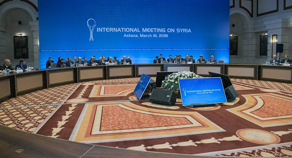 Photo of الإعلان عن موعد محادثات أستانا المقبلة حول سورية والمشاركين فيها