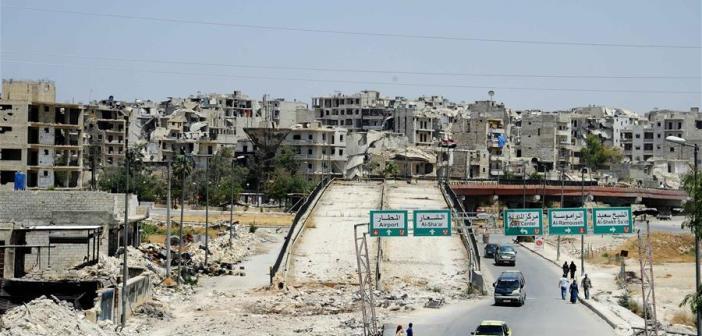 Photo of أحياء شرق حلب في صلب اهتمام مسؤولي المحافظة