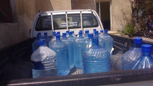 Photo of مياه لبنانية مهربة غير صالحة للشرب تباع في أسواق اللاذقية