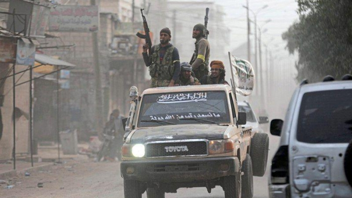 "Photo of اشتباكات وقتلى بين ميليشيات ""جيش الإسلام"" و""أحرار الشرقية"" في عفرين"