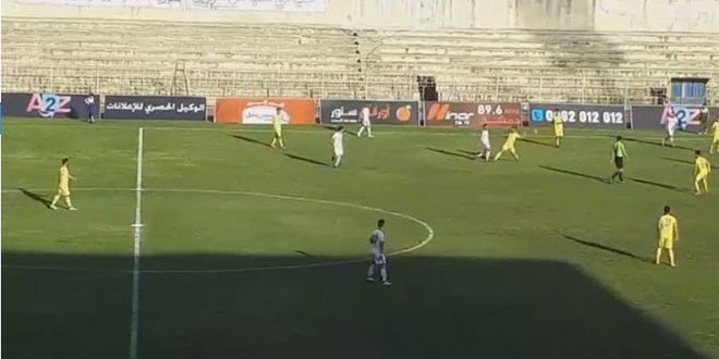 Photo of تشرين يستعيد صدارة الدوري.. وتعادلات بالجملة تريح المتصدر