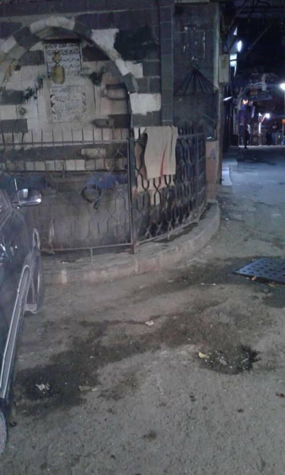 Photo of استجابة محافظة دمشق سريعة