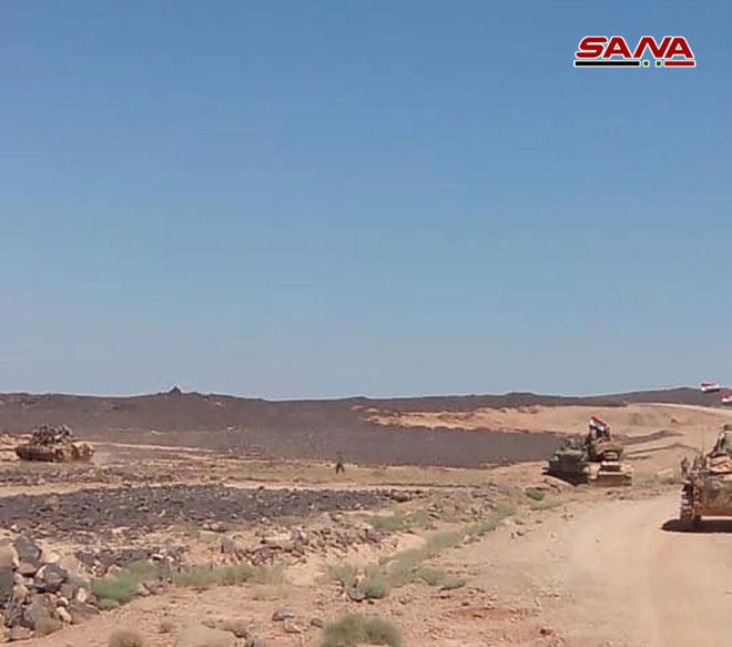 Photo of بكلفة ١.٨ مليار ليرة.. إنجاز طريق حربي بطول ٧٣ كم من السويداء إلى عمق البادية السورية