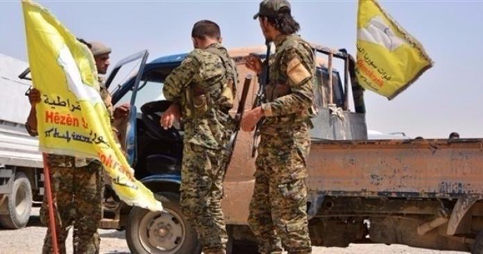 "Photo of 11 قتيلا وجريحا لميليشيا ""قسد"" بانفجار شاحنة في دير الزور"