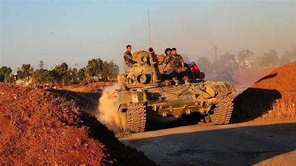 Photo of الجيش يغلق معبر مورك.. ويرد على خرق الإرهابيين لاتفاق إدلب