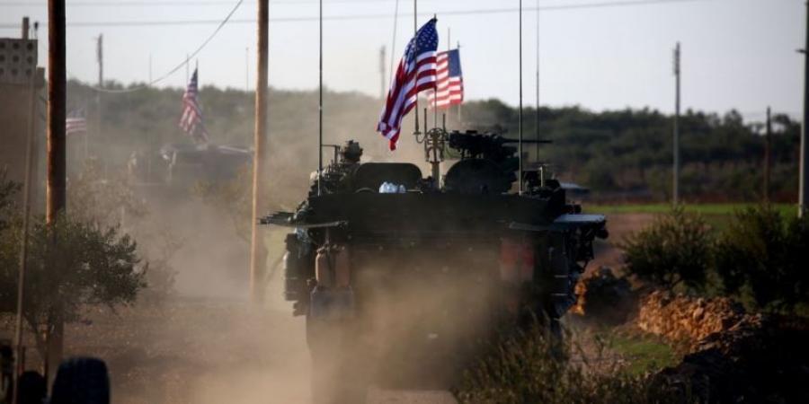 """Photo of الاحتلال الأمريكي يزج دورياته على الحدود لوقف النار بين """"قسد"""" وأنقرة"""