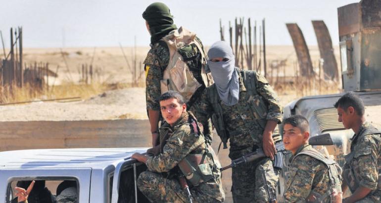 """Photo of """"الميليشيات الكردية"""" تستولي على 5 منازل برأس العين وتحولها إلى مقرات لها"""