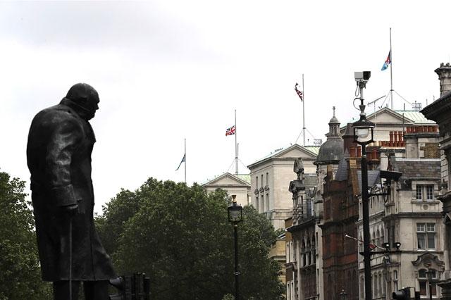 صورة رئيس أركان بريطانيا يكتشف أكبر خطر على بلاده