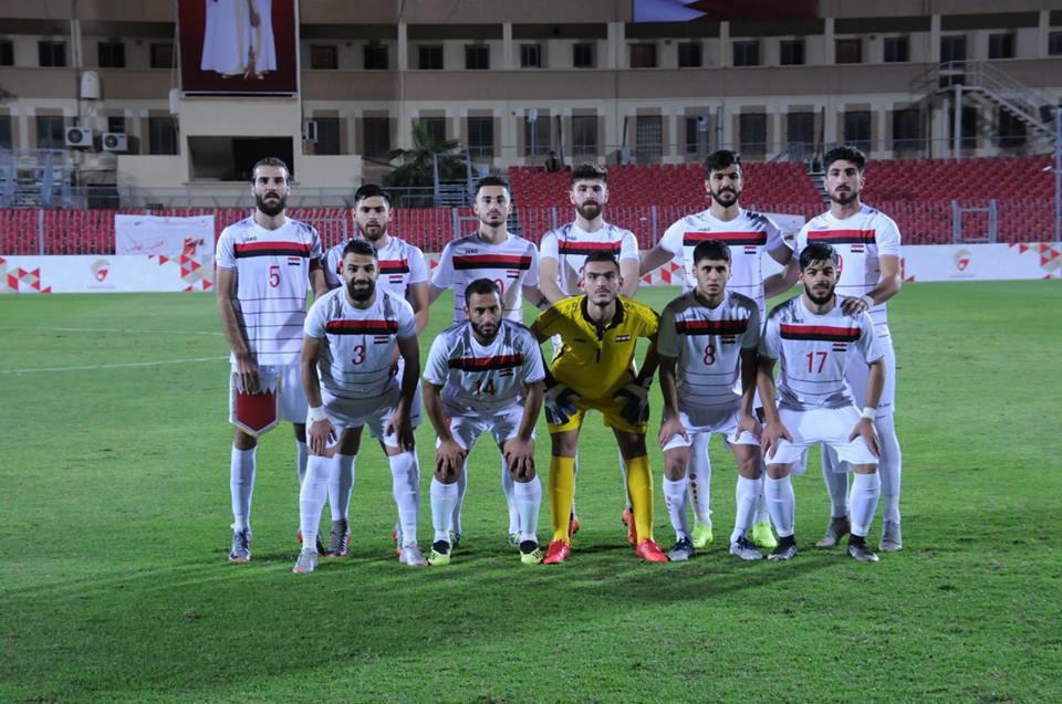 Photo of قبل تصفيات آسيا.. الأولمبي السوري يتعادل وديا مع البحرين
